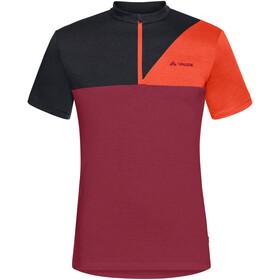 VAUDE Tremalzo IV Shirt Herren salsa